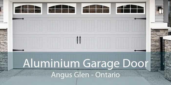 Aluminium Garage Door Angus Glen - Ontario