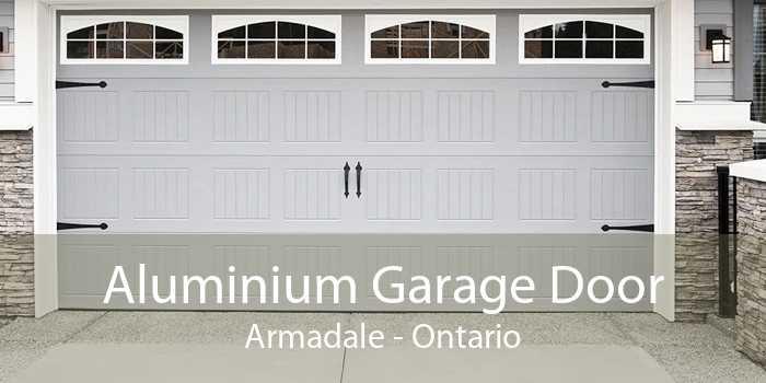 Aluminium Garage Door Armadale - Ontario