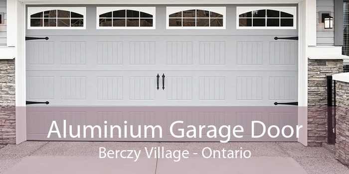 Aluminium Garage Door Berczy Village - Ontario