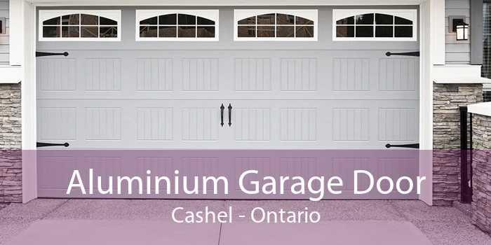 Aluminium Garage Door Cashel - Ontario