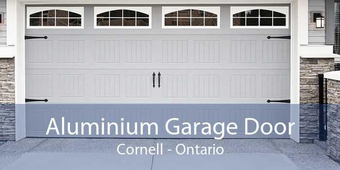 Aluminium Garage Door Cornell - Ontario