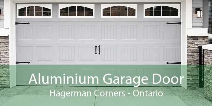 Aluminium Garage Door Hagerman Corners - Ontario