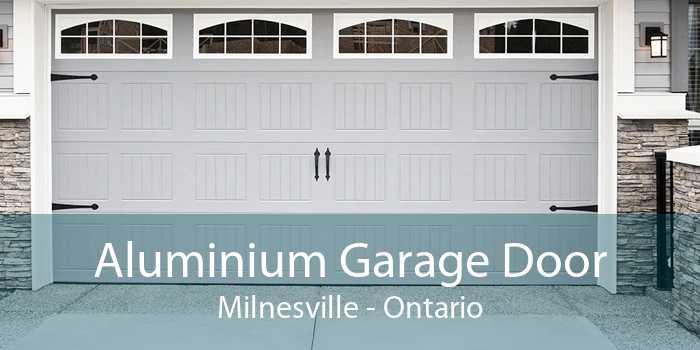Aluminium Garage Door Milnesville - Ontario