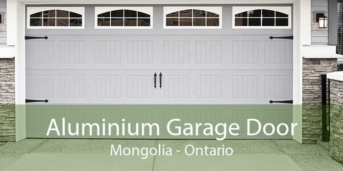 Aluminium Garage Door Mongolia - Ontario