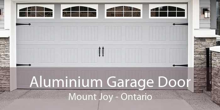 Aluminium Garage Door Mount Joy - Ontario