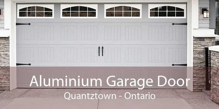 Aluminium Garage Door Quantztown - Ontario