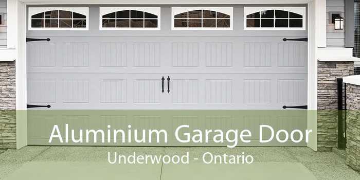 Aluminium Garage Door Underwood - Ontario