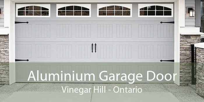 Aluminium Garage Door Vinegar Hill - Ontario