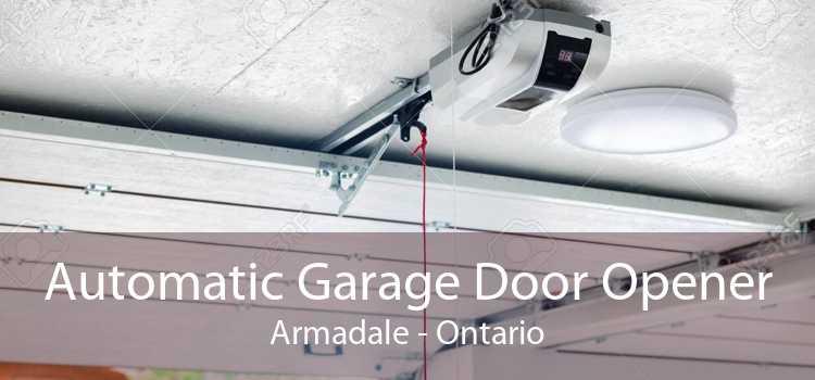 Automatic Garage Door Opener Armadale - Ontario