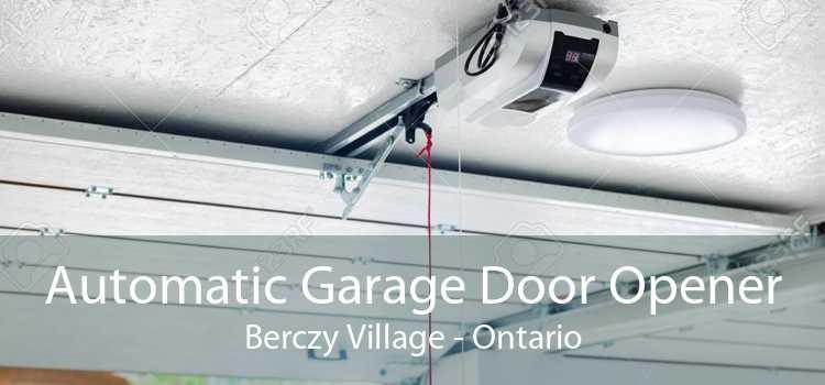 Automatic Garage Door Opener Berczy Village - Ontario