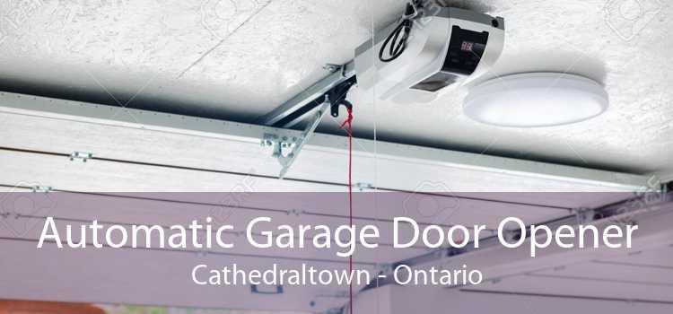 Automatic Garage Door Opener Cathedraltown - Ontario