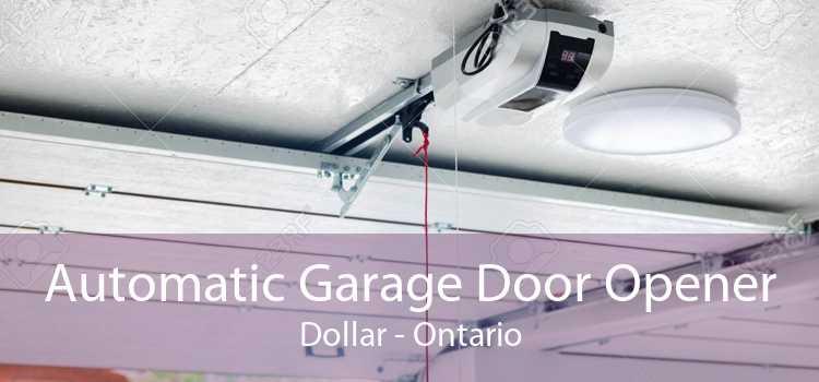 Automatic Garage Door Opener Dollar - Ontario