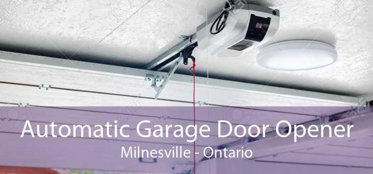 Automatic Garage Door Opener Milnesville - Ontario