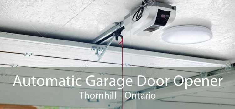 Automatic Garage Door Opener Thornhill - Ontario