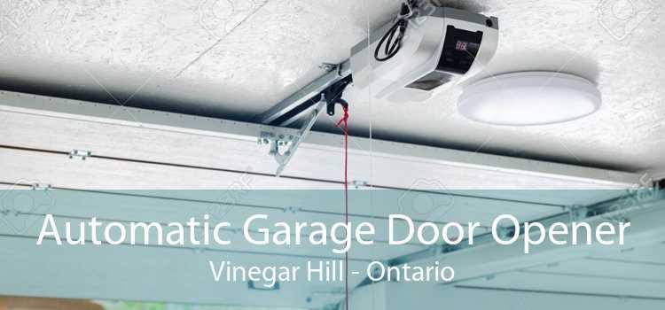 Automatic Garage Door Opener Vinegar Hill - Ontario