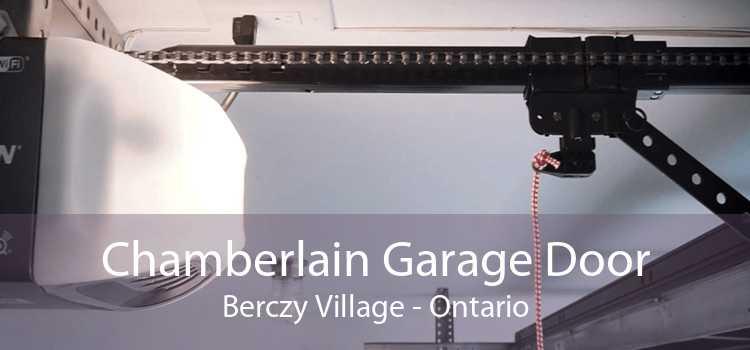Chamberlain Garage Door Berczy Village - Ontario