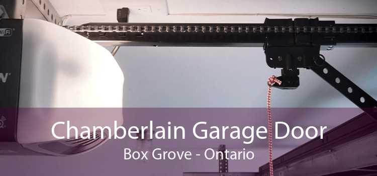Chamberlain Garage Door Box Grove - Ontario