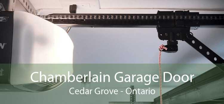 Chamberlain Garage Door Cedar Grove - Ontario