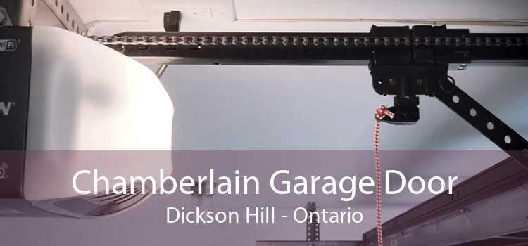 Chamberlain Garage Door Dickson Hill - Ontario