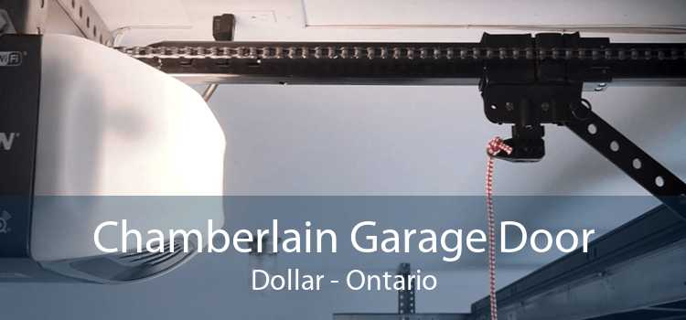 Chamberlain Garage Door Dollar - Ontario