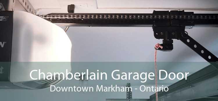 Chamberlain Garage Door Downtown Markham - Ontario