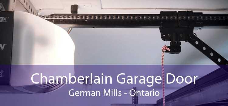 Chamberlain Garage Door German Mills - Ontario