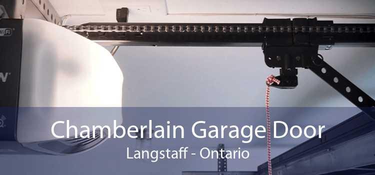 Chamberlain Garage Door Langstaff - Ontario