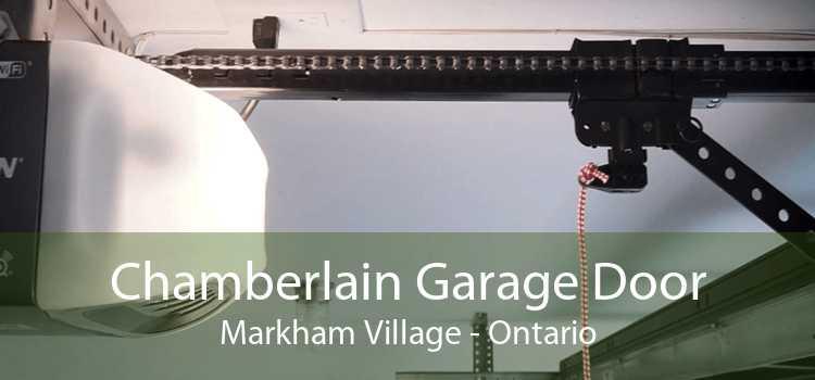 Chamberlain Garage Door Markham Village - Ontario