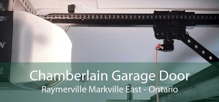 Chamberlain Garage Door Raymerville Markville East - Ontario