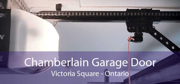 Chamberlain Garage Door Victoria Square - Ontario
