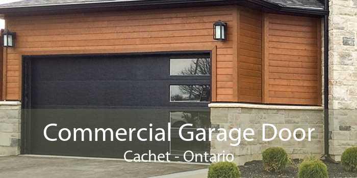 Commercial Garage Door Cachet - Ontario
