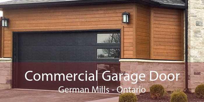 Commercial Garage Door German Mills - Ontario
