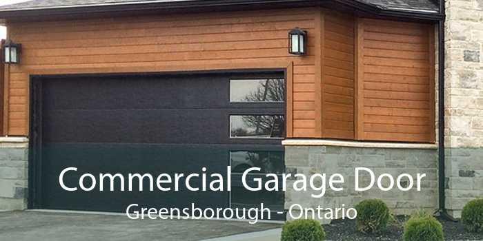 Commercial Garage Door Greensborough - Ontario