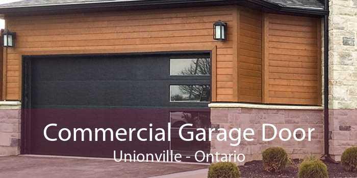 Commercial Garage Door Unionville - Ontario