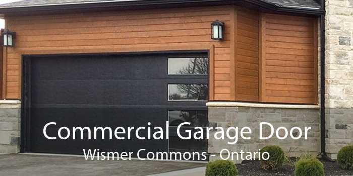 Commercial Garage Door Wismer Commons - Ontario