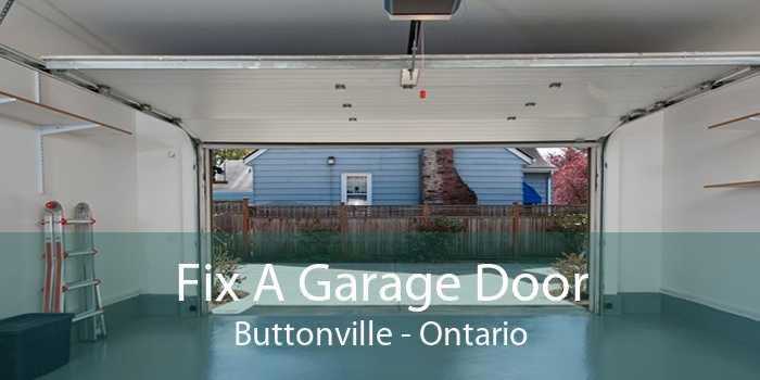 Fix A Garage Door Buttonville - Ontario