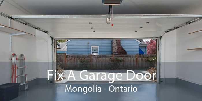Fix A Garage Door Mongolia - Ontario