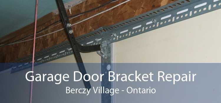 Garage Door Bracket Repair Berczy Village - Ontario