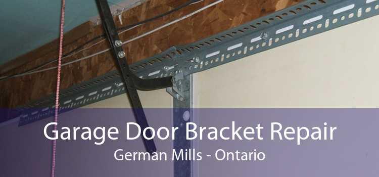 Garage Door Bracket Repair German Mills - Ontario