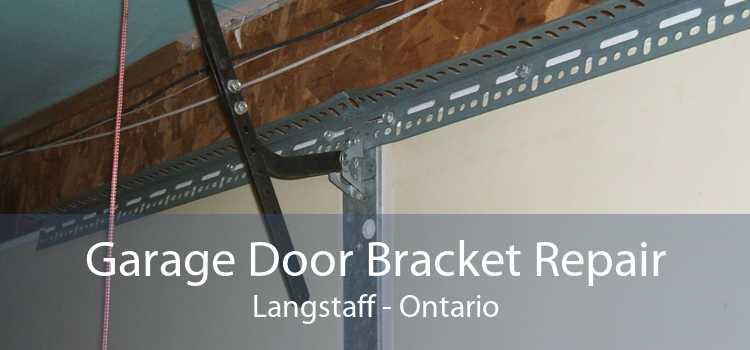 Garage Door Bracket Repair Langstaff - Ontario
