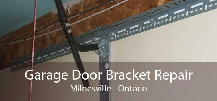 Garage Door Bracket Repair Milnesville - Ontario