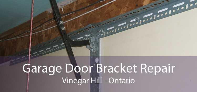 Garage Door Bracket Repair Vinegar Hill - Ontario