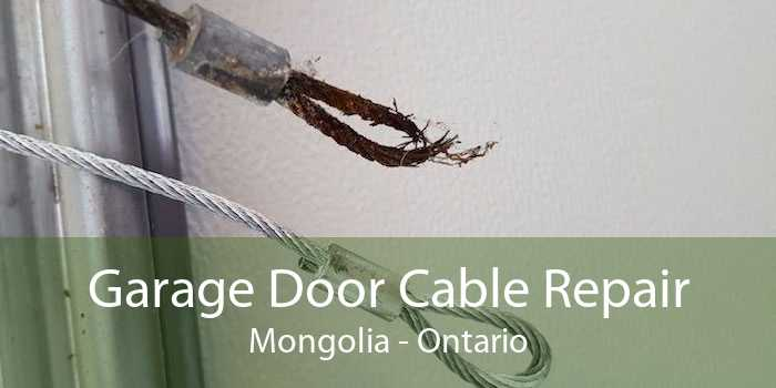 Garage Door Cable Repair Mongolia - Ontario
