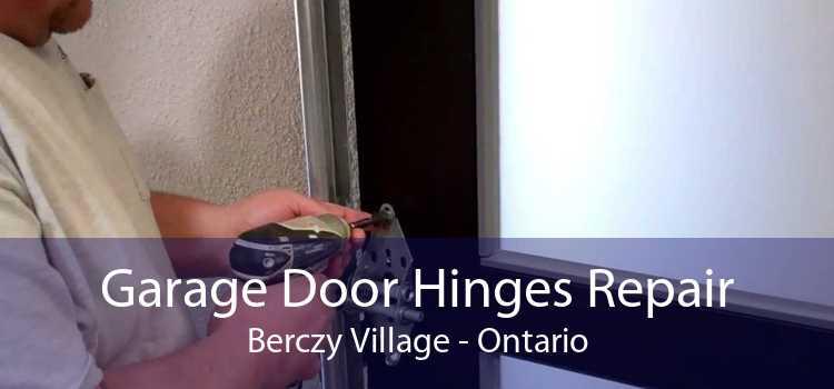 Garage Door Hinges Repair Berczy Village - Ontario
