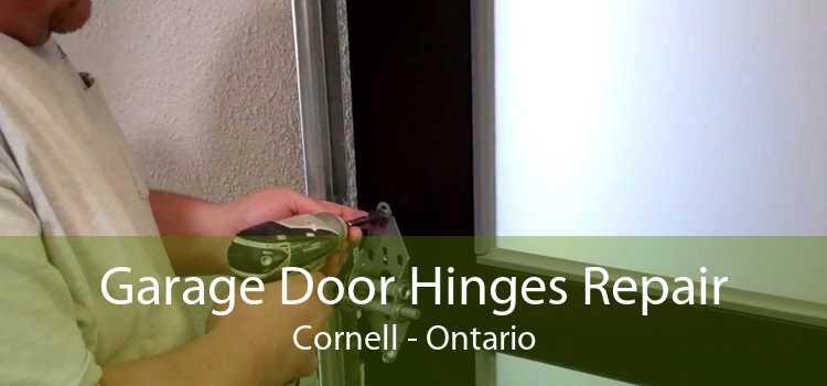 Garage Door Hinges Repair Cornell - Ontario