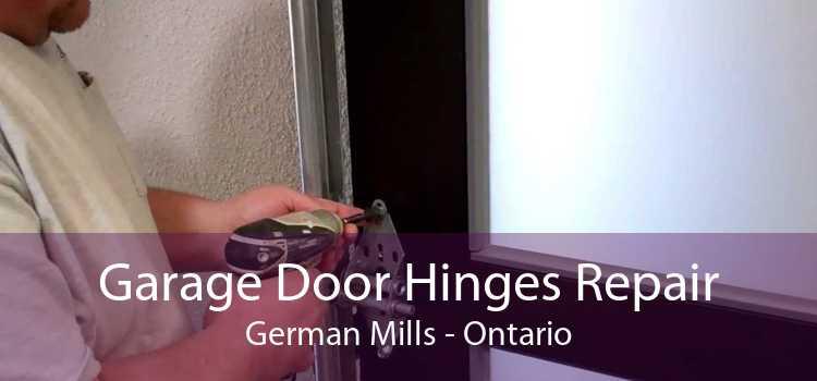 Garage Door Hinges Repair German Mills - Ontario