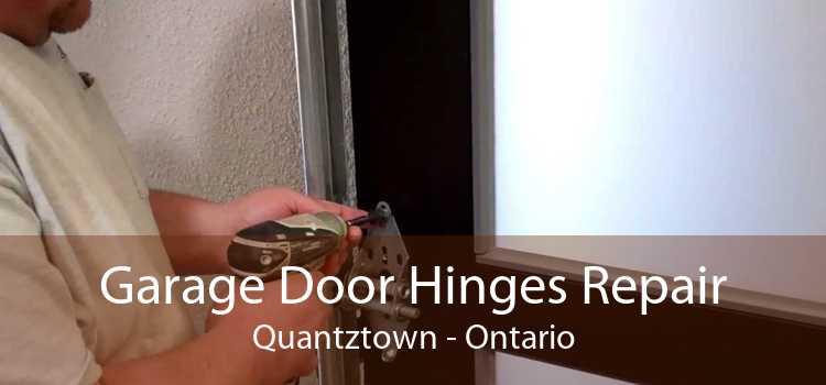 Garage Door Hinges Repair Quantztown - Ontario