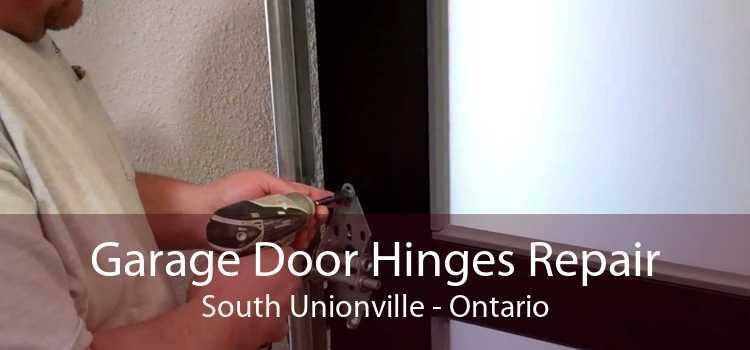 Garage Door Hinges Repair South Unionville - Ontario
