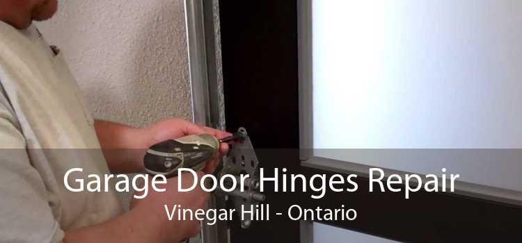 Garage Door Hinges Repair Vinegar Hill - Ontario