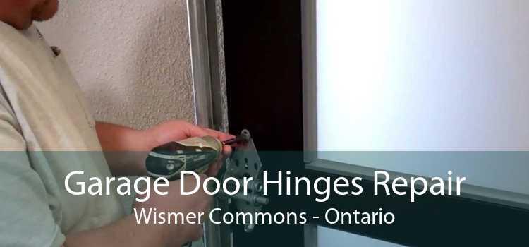 Garage Door Hinges Repair Wismer Commons - Ontario